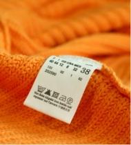 бирки для одежды