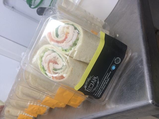 этикетка на продукты