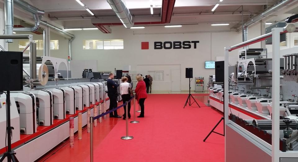 Флексографское печатное оборудование BobstFirenze