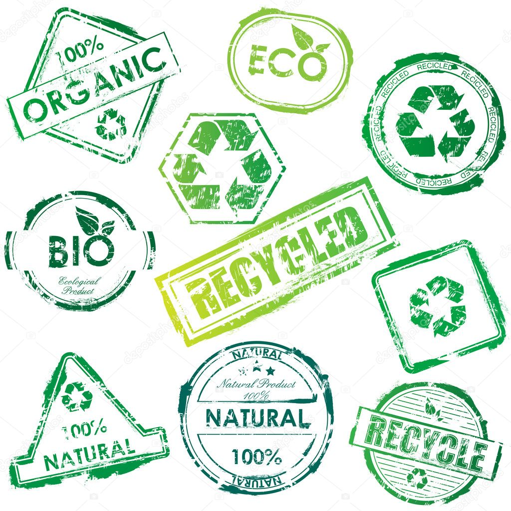 Экология печати