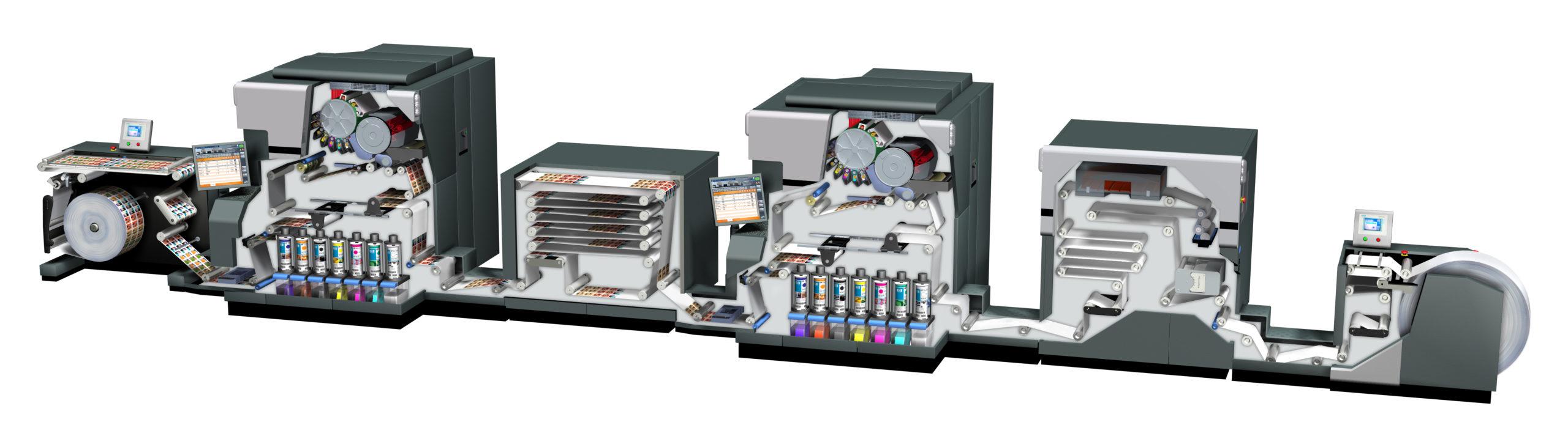 HP Indigo 8000